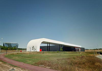 Epsilon Euskadi-Space Frame Structure